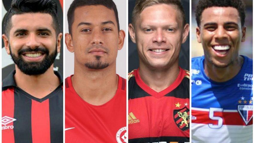 """Saiba onde chegaria o """"time de emprestados"""" do Corinthians no Brasileirão; confira as escalações"""