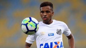 Rodrygo é a revelação brasileira que mais me impressiona