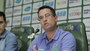 Exclusivo: Loss fala sobre desafio no Guarani, Corinthians e comparação com Ceni