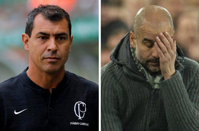Temido por Guardiola, 'movimento de U' é defeito crucial do Corinthians de Carille