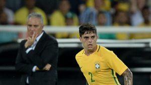 Apesar das críticas dos torcedores rivais, Fagner titular da Seleção não seria um absurdo