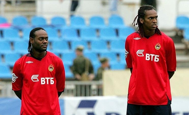 Vagner Love + um 9: saiba como parceria com Jô deu certo no CSKA