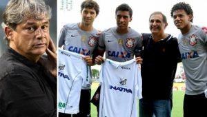 Do Bragantino ao Corinthians: técnico revela como ajudou a 'moldar' campeões mundiais de 2012