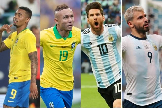 Raio X: o que esperar de Brasil x Argentina