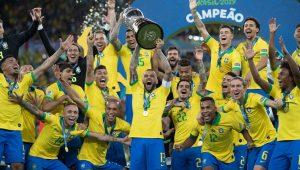 Balanço do Brasil na Copa América é positivo, mas há o que melhorar