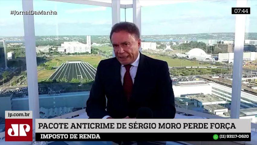 Vera: Problemas de Sergio Moro retardam ainda mais projeto anticrime