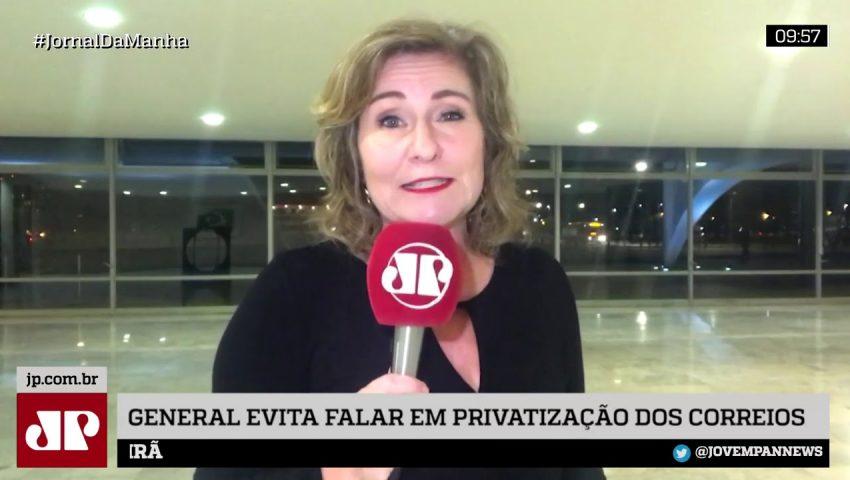 """Novo presidente dos Correios diz que privatização """"ainda"""" não foi discutida"""