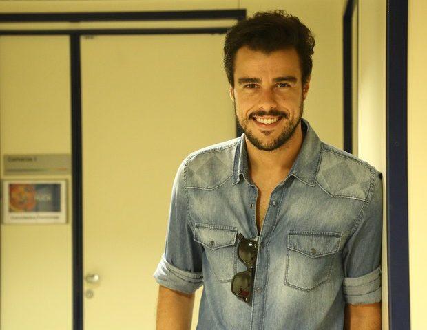 Após o fim do 'Vídeo Show', Joaquim Lopes fará nova 'Malhação'