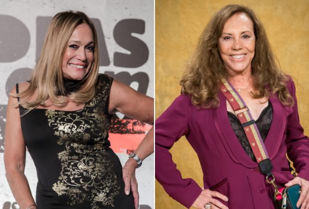 Susana Vieira e Arlete Salles serão rivais em nova série da Globo