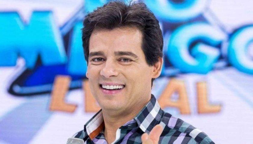 SBT volta a gravar o 'Xaveco', com Celso Portiolli