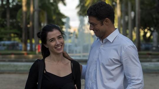 Cauã Reymond e Marjorie Estiano estrelarão novela das nove