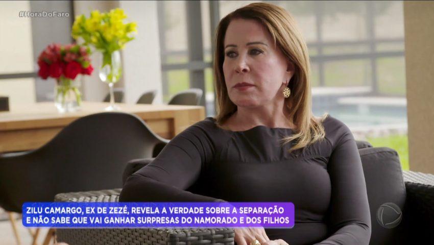 Zilu inicia nova batalha judicial contra Zezé Di Camargo e vira alvo da Record