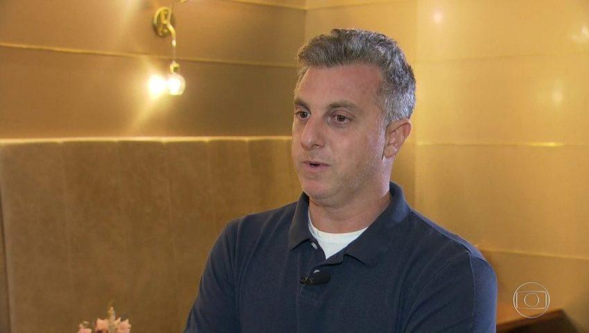 Globo cancela gravação do 'Caldeirão' por causa de acidente com filho de Huck