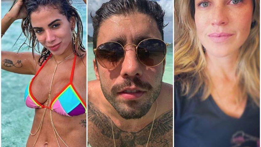 A tensão entre Anitta, Pedro Scooby e Luana Piovani é publicidade gratuita para todos