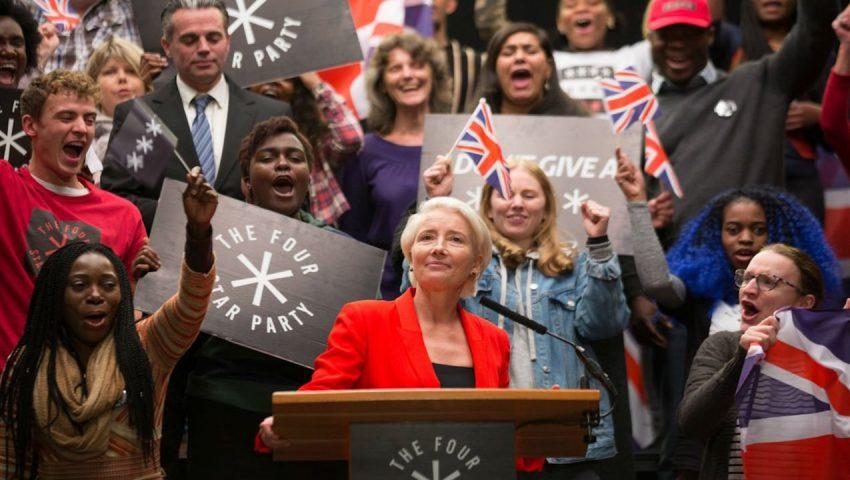 Mais uma ótima minissérie da HBO, 'Years and Years' mostra um futuro de extremismos