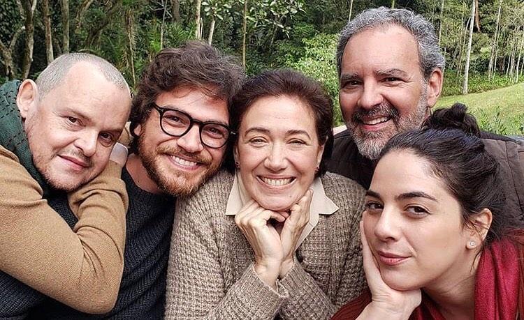 Globo inicia gravações da série 'Todas as Mulheres do Mundo'