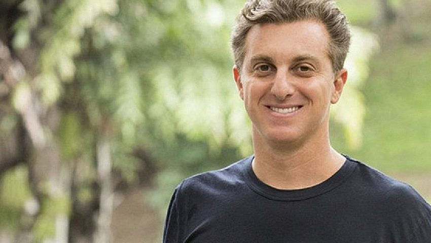 Globo planeja conversa sobre futuro político de Luciano Huck