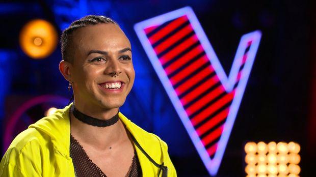 Conheça Oxa, brasileira que está entre os favoritos do 'The Voice' da Alemanha