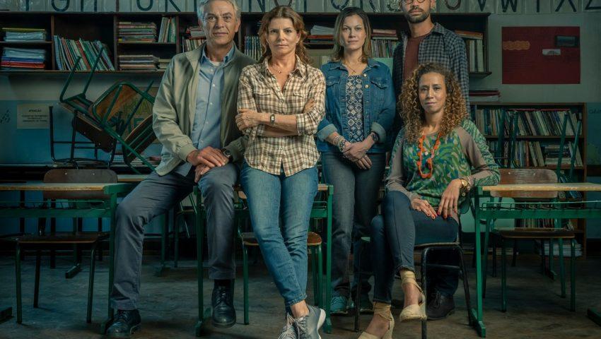 Globo inicia testes para a próxima temporada de 'Segunda Chamada'