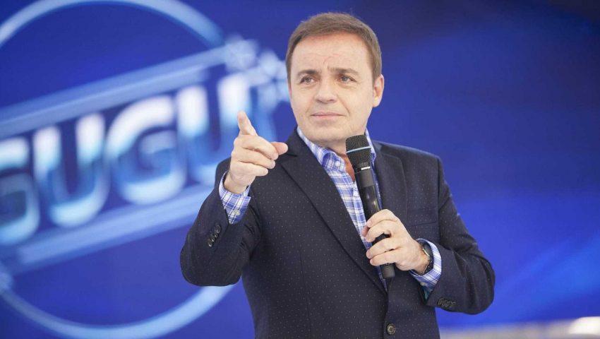 De fã de Silvio Santos a apresentador famoso, Gugu teve carreira bem sucedida e quase foi para a Globo