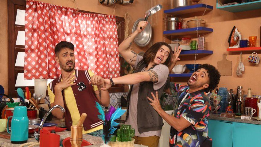 Sem Carlinhos Maia e Oscar Magrini, 'Os Roni' retoma gravações com novo galã no elenco