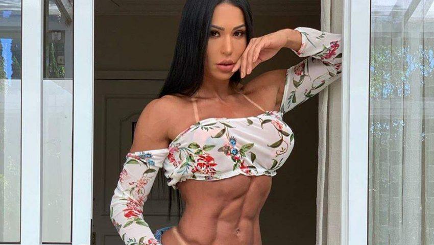 Gracyanne Barbosa aceita convite para apresentar o 'TV Fama'