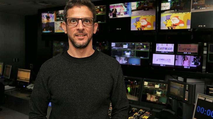 Ricardo de Barros deixa superintendência artística da RedeTV!