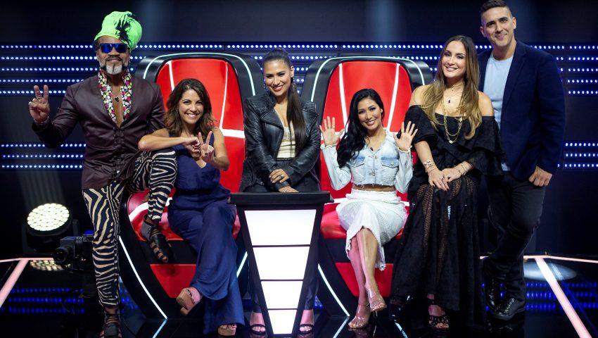 Gravações do próximo 'The Voice Kids' começam na próxima semana