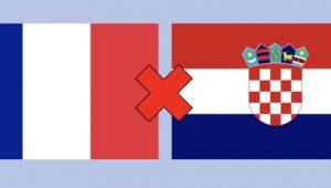 França e Croácia, como seria a seleção da final da Copa?