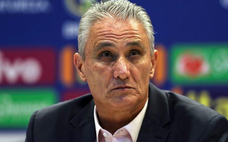 """Espero encontrar o """"futebol"""" da seleção brasileira."""