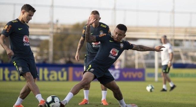 Há vida sem Neymar? Chance pra Tite e jogadores mostrarem a força do conjunto.