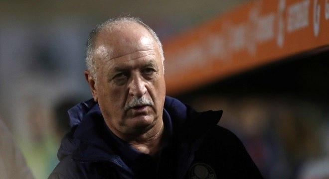 Jogadores decepcionam, Felipão com suas manias e convicções também e Palmeiras aposta tudo no Brasileiro