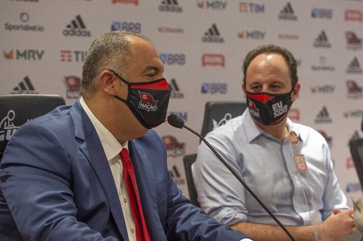 Rogério Ceni nunca terá paz para trabalhar no Flamengo