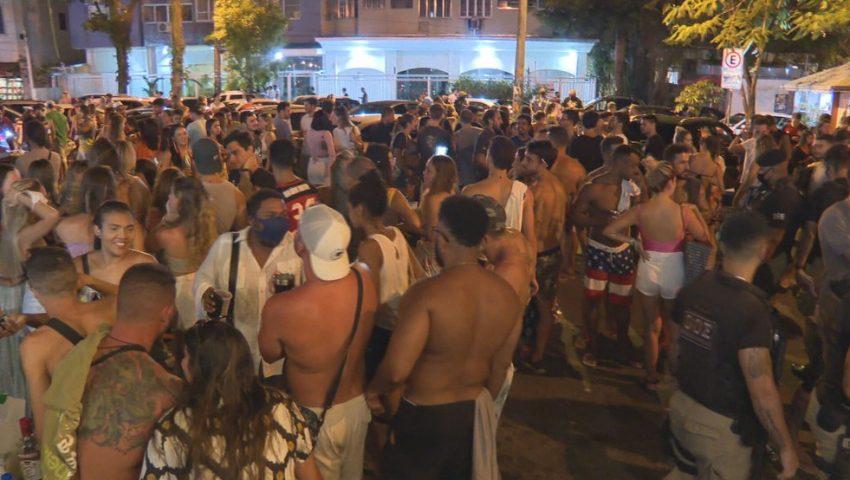 A Federação Paulista ouviu das autoridades que o futebol causa aglomeração nas residências. BBB, NBA, shows, Lives, novela… Pra ver isso pode se aglomerar?