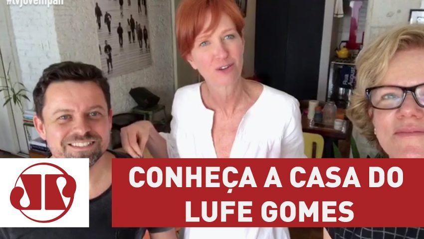 Conheça a casa do fotógrafo Lufe Gomes