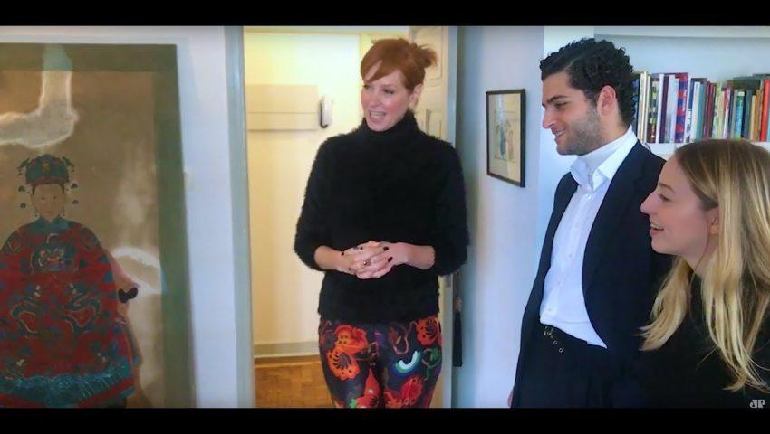 Lorenzo Lo Schiavo e Stephanie Bekes abrem sua casa | Decor Jovem Pan