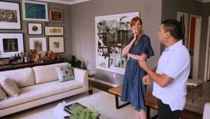Zize Zink e Graça Salles visitam o jornalista e arquiteto Pedro Ariel