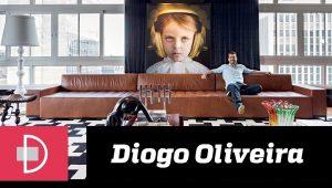 Zize Zink e Graça Salles visitam o arquiteto Diogo Oliveira