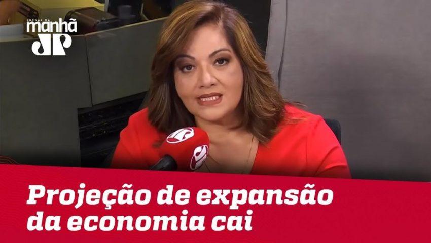 Projeção de expansão da economia cai pela oitava vez e vai para 1,71% | #DeniseCamposdeToledo
