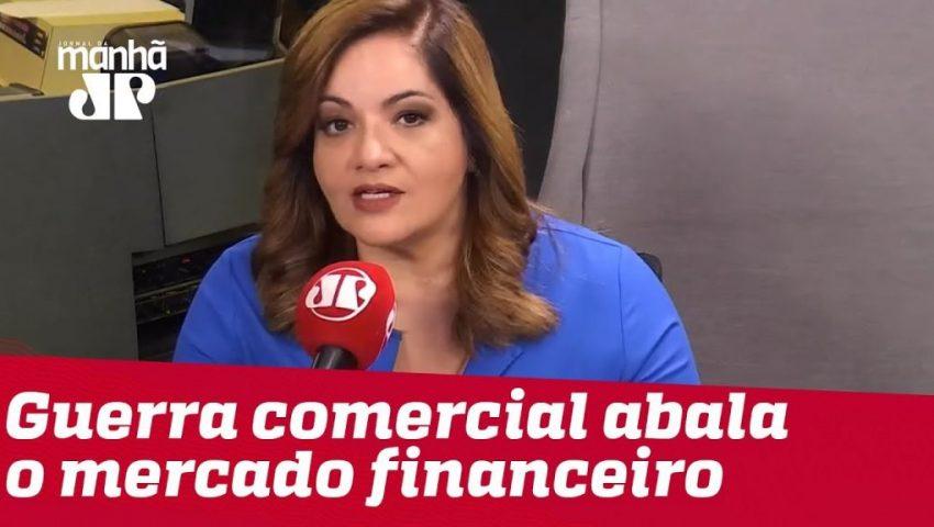 Denise: Guerra comercial entre EUA e China afeta economia global e, inclusive, a brasileira