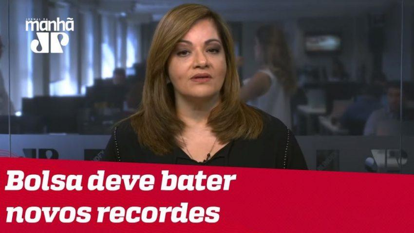 Denise: Bolsa deve bater novos recordes