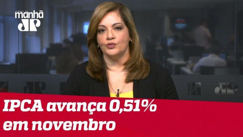 Denise: Inflação avança 0,51% em novembro, maior variação desde 2015