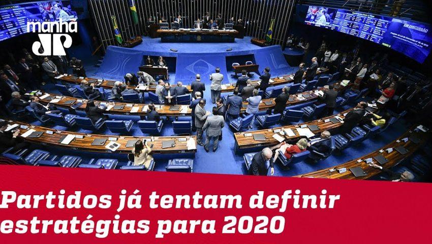 Partidos já tentam definir estratégias para 2022