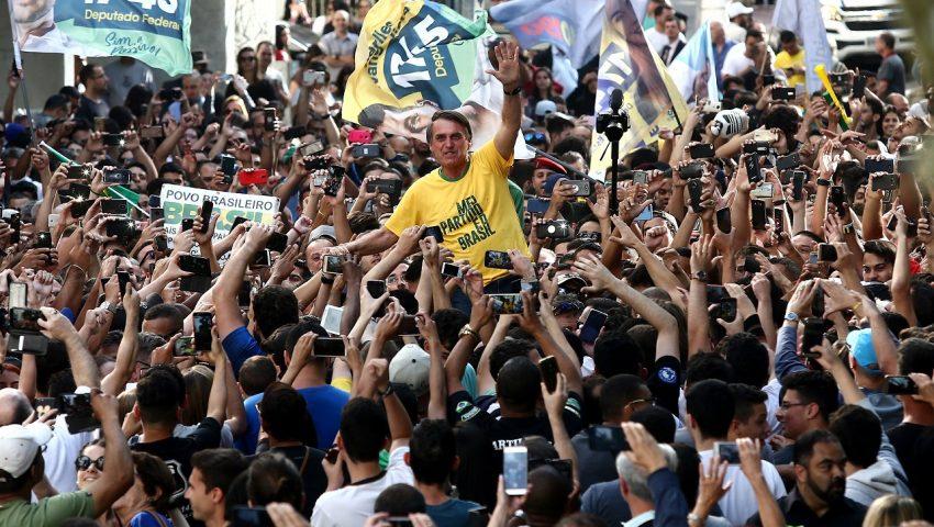 Campanha de Bolsonaro contrata estrategista do ex-prefeito de Nova York