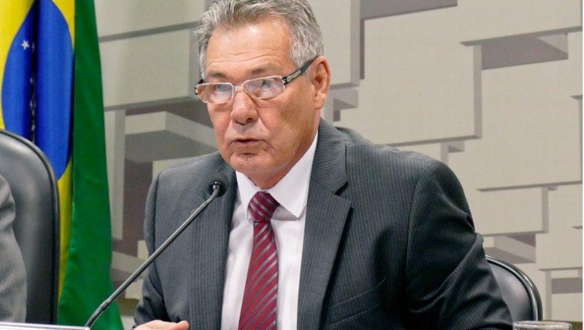 Brigadeiro Helio Paes de Barros Jr. vai chefiar a Infraero