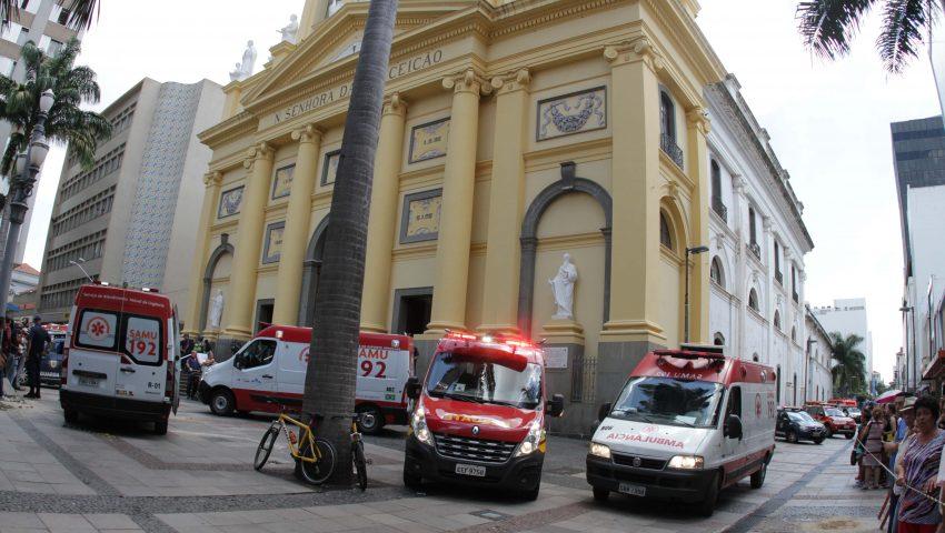 Prefeito se diz 'estarrecido com o brutal crime' que deixou cinco mortos na Catedral de Campinas