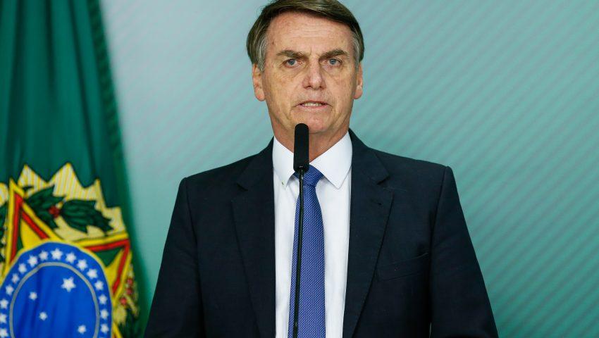 Bolsonaro desiste de ir a Lima para ver final da Libertadores