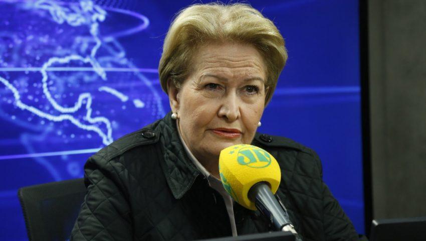 Ana Amélia se despede do Senado