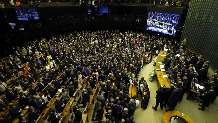 Veja como ficou a composição da Mesa Diretora da Câmara dos Deputados