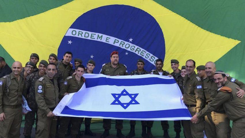 Militares israelenses que auxiliaram nas buscas em Brumadinho chegam a Tel Aviv